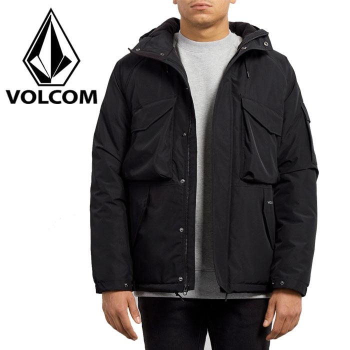 ボルコム メンズジャケット フードジャケット 耐水ジャケット VOLCOM A1731800