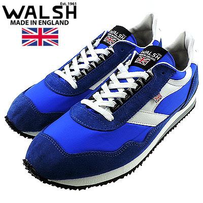 メンズシューズ ウォルシュ レディーススニーカー WALSH ENSIGN ENS70003 カジュアルシューズ