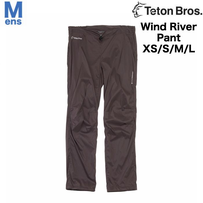 Teton Bros. Wind River Pants(UNISEX) ティートンブロス ウィンドリバー パンツ ユニセックス トレイルランニング ランニング 登山