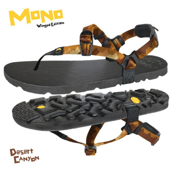 LUNA SANDALS Mono Winged Edition Desert Canyon  ルナサンダル モノ デザートキャニオン