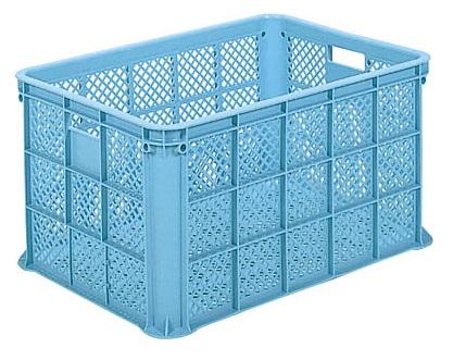メッシュコンテナー ボックス ブランド品 保管 配送容器 ケースB#150≪外寸:820x570x428mm≫ 税込 メッシュ収納ボックス