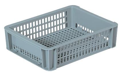 多目的収納箱 積み重ねのできる収納箱 新作からSALEアイテム等お得な商品 満載 初回限定 収納ケース#6A-3≪外寸:361x272x95mm≫ 収納ボックス