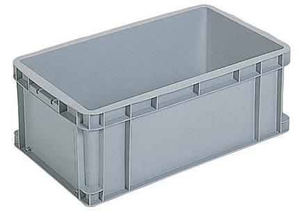 全面ベタ目の多目的収納箱 積み重ねのできる収納箱 卸売り 収納ボックス 収納ケース#22F≪外寸:620x380x225mm≫ 買い物