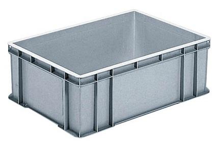 全面ベタ目の多目的収納箱 積み重ねのできる収納箱 収納ケース#56B≪外寸:658x448x225mm≫ 収納ボックス オープニング 大放出セール 大人気