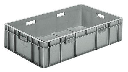 全面ベタ目の多目的収納箱 積み重ねのできる収納箱 収納ケースTP482L≪外寸:838x503x195mm≫ NEW 売却 収納ボックス