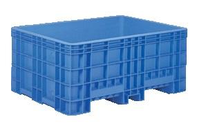 超大型コンテナ・超大型プラスチック箱 ジャンボックス#1000≪外寸:1700x1240x730mm≫