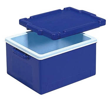 保温・保冷ボックス・クーラーボックス サンコールドボックス#20-2I≪外寸:482x372x259mm≫