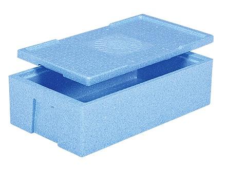 保冷 冷蔵 保温 食品 飲料 軽量 持ち運び 軽量保冷収納ボックス ≪外寸:714x407x230mm≫ 蓋付き レジャー 高い素材 軽量保冷収納ケース 品質検査済 EPボックス#34