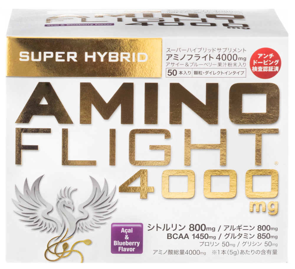 アミノフライト4000mg 5g×50本入り アミノフライト strongsports