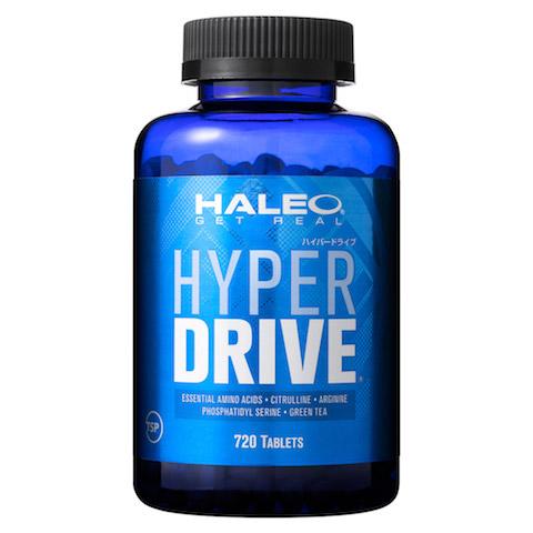 【送料無料】HALEO(ハレオ)HYPERDRIVE(ハイパードライブ) 720粒【strongsports】