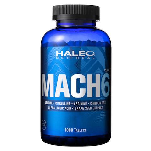 【送料無料】HALEO(ハレオ)MACH6(マッハ6)1080タブレット【strongsports】