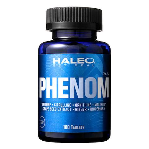 HALEO(ハレオ)PheNOm(フェノム) 180タブレット【strongsports】