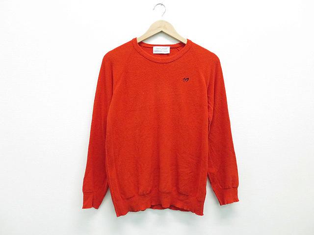 MASTER BUNNY EDITION マスターバニーエディション ニット セーター オレンジ系 4 【中古】ゴルフウェア メンズ