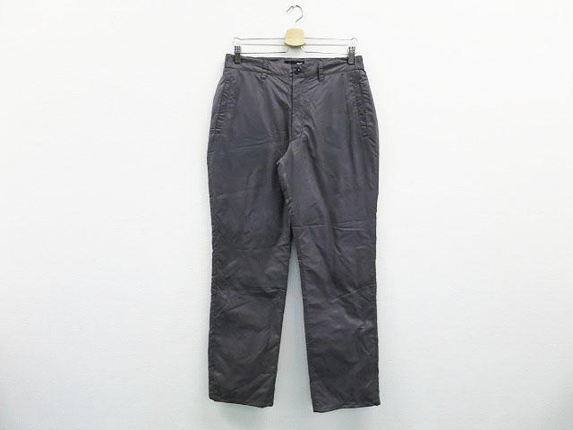 MIZUNO GOLF ミズノゴルフ 中綿パンツ グレー系 L 【中古】ゴルフウェア メンズ