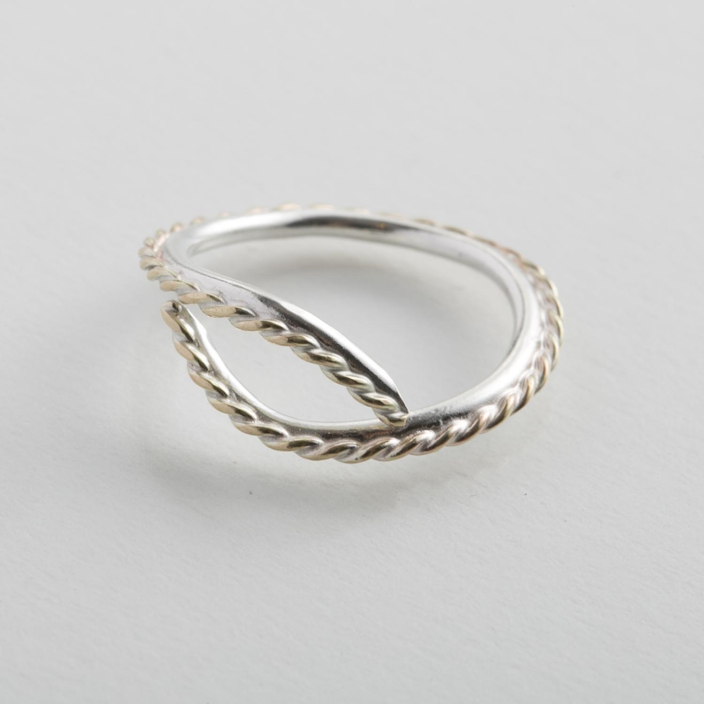奉呈 サイズを気にしなくていいアジャスタブルリング MEGUMI TOYOKAWA Laurel 12号 <セール&特集> ring Diadem