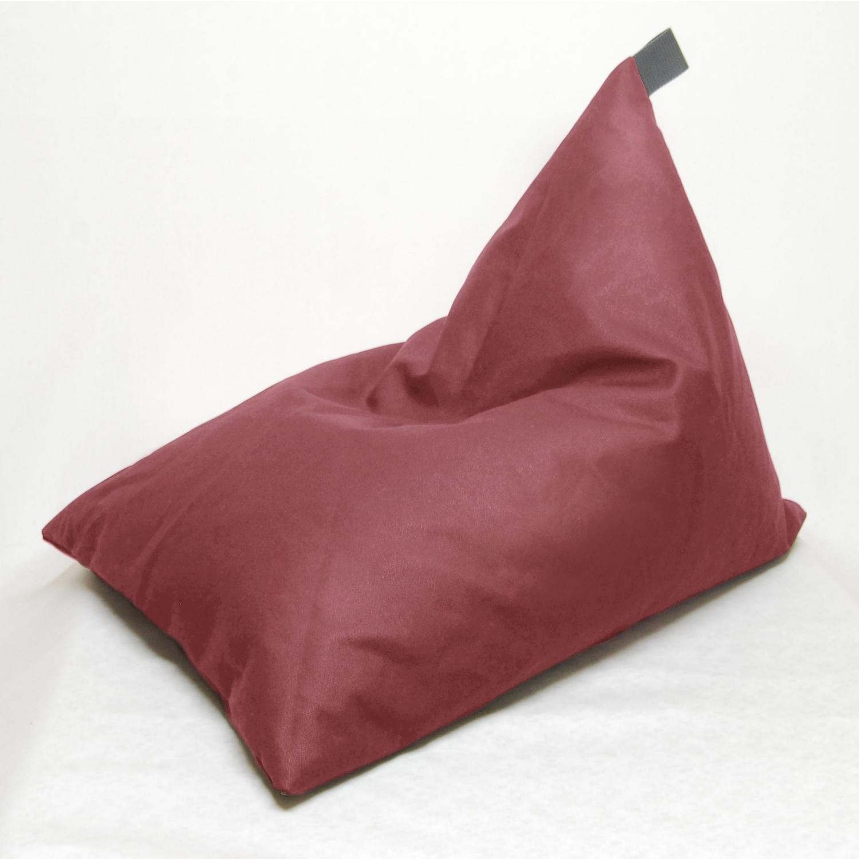 開店祝い 京都の寝具メーカーから生まれたくつろぐためのクッション tetra エンジ 激安格安割引情報満載 レギュラーサイズ
