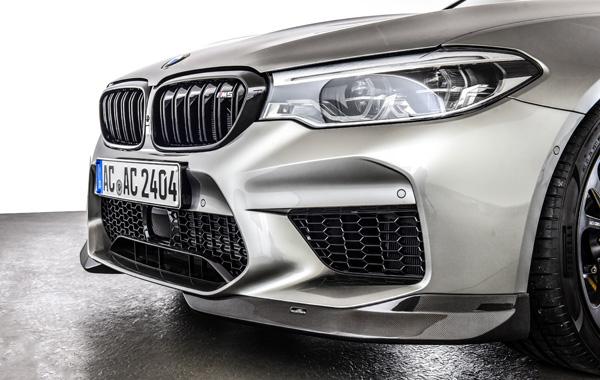 AC SCHNITZERフロントフリッパーFor BMW F90M5 ドライカーボン製