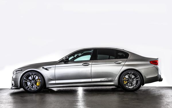 AC SCHNITZERローダウンスプリング For BMW F90 M5