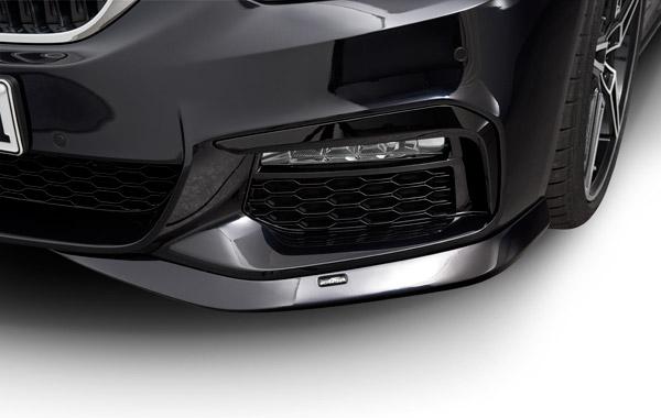 AC SCHNITZERフロントフリッパーFor BMW G30/G31 M-Sport用 ウレタン製