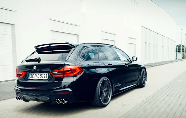 AC SCHNITZERルーフスポイラー For BMW G31
