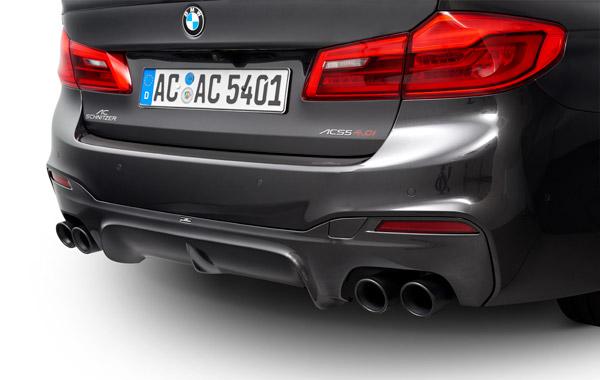 AC SCHNITZERリアディフューザーFor BMW G30/G31 M-Sport