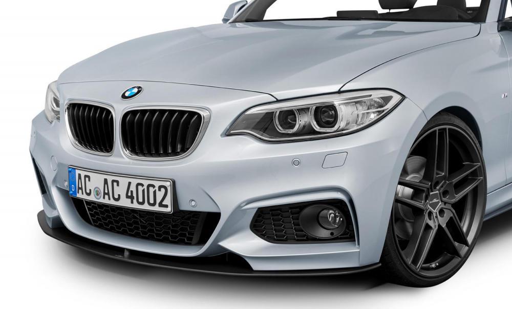 AC SCHNITZERフロントリップスポイラーFor BMW F22 2series Msport