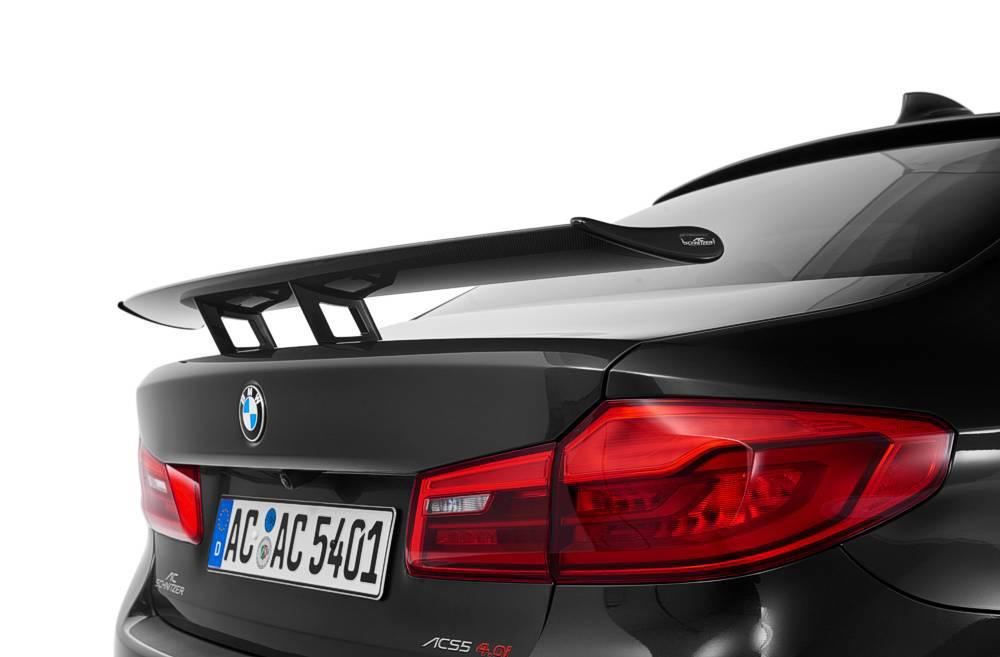 AC SCHNITZERレーシングリアウィングカーボンFor BMW G30,90/M5