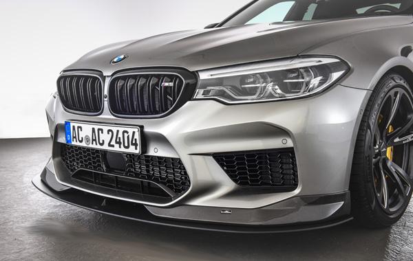 AC SCHNITZER アンダーリップスポイラー フロントフリッパー装着車用 For BMW F90/M5用