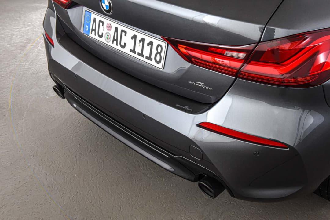 AC SCHNITZER トランクプロテクションフィルム For BMW F40 1シリーズ スタンダート/プレイ車用