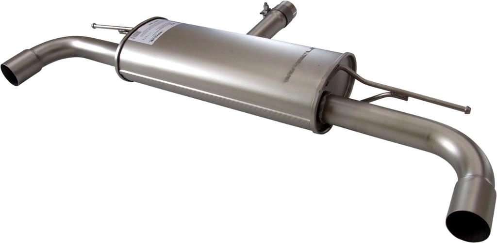 REMUS マフラー Φ102 カーボン アングルW F60 クロスオーバー オール4 JCW