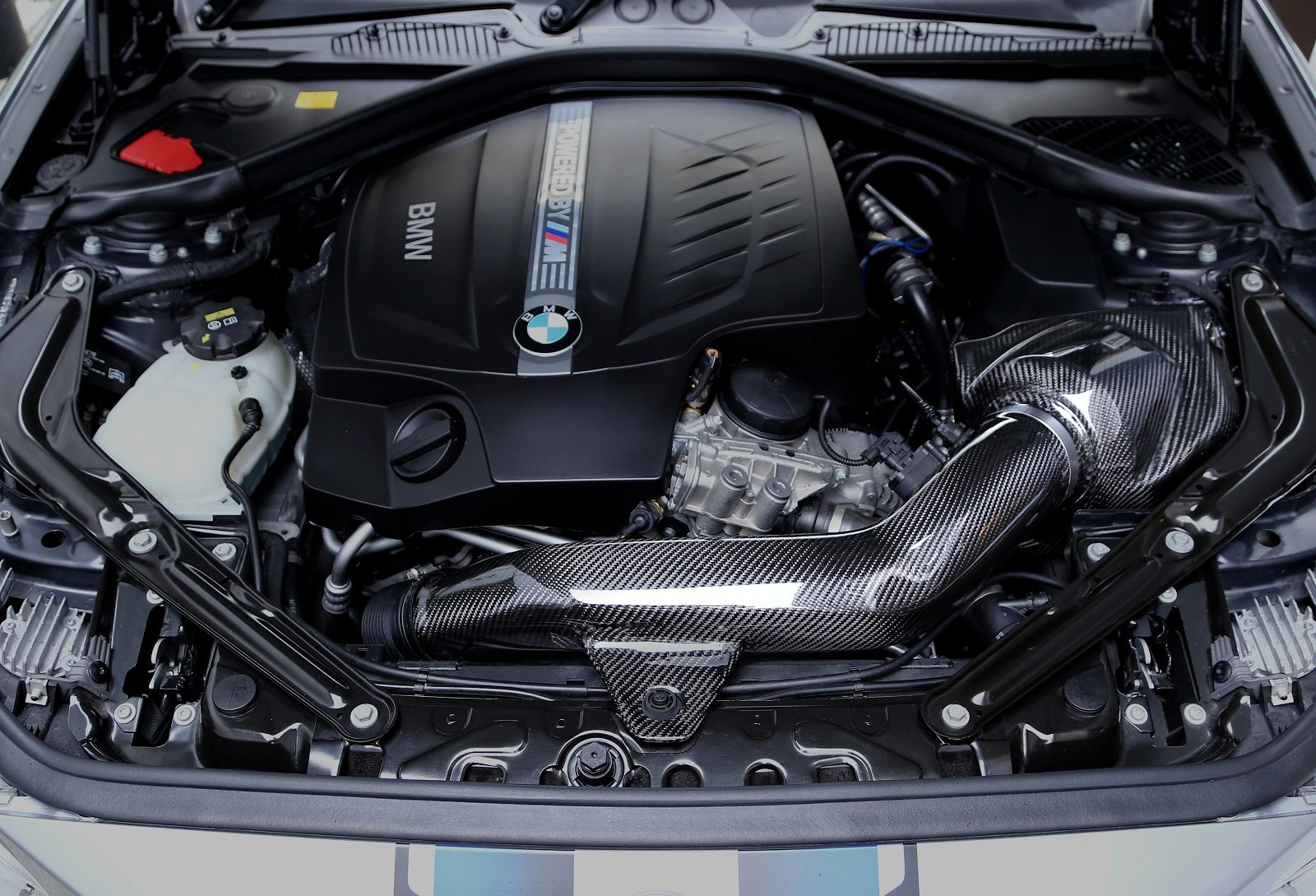 3D Design HIGH FLOW INTAKE BMW F87 M2