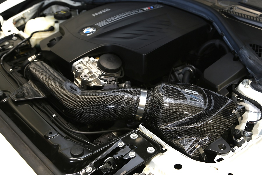 3D Design HIGH FLOW INTAKE BMW F20 M135i/F22/M235i MT車両