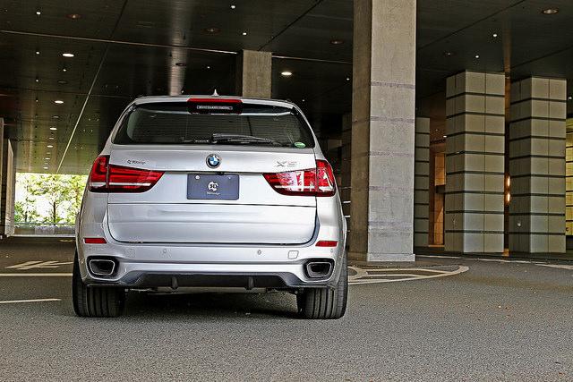 3D Designカーボンリアディフューザーfor BMWF15 X5 M-Sport