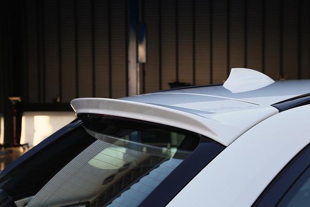 3D Design roof spoiler for BMW G31
