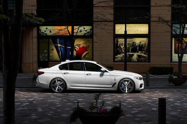 3D Design車高調KITFor BMW G30:540i