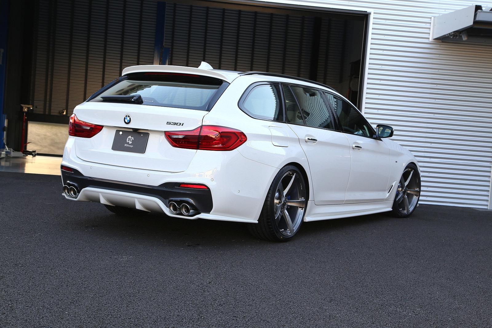 3D Design車高調KITFor BMW G31:530i