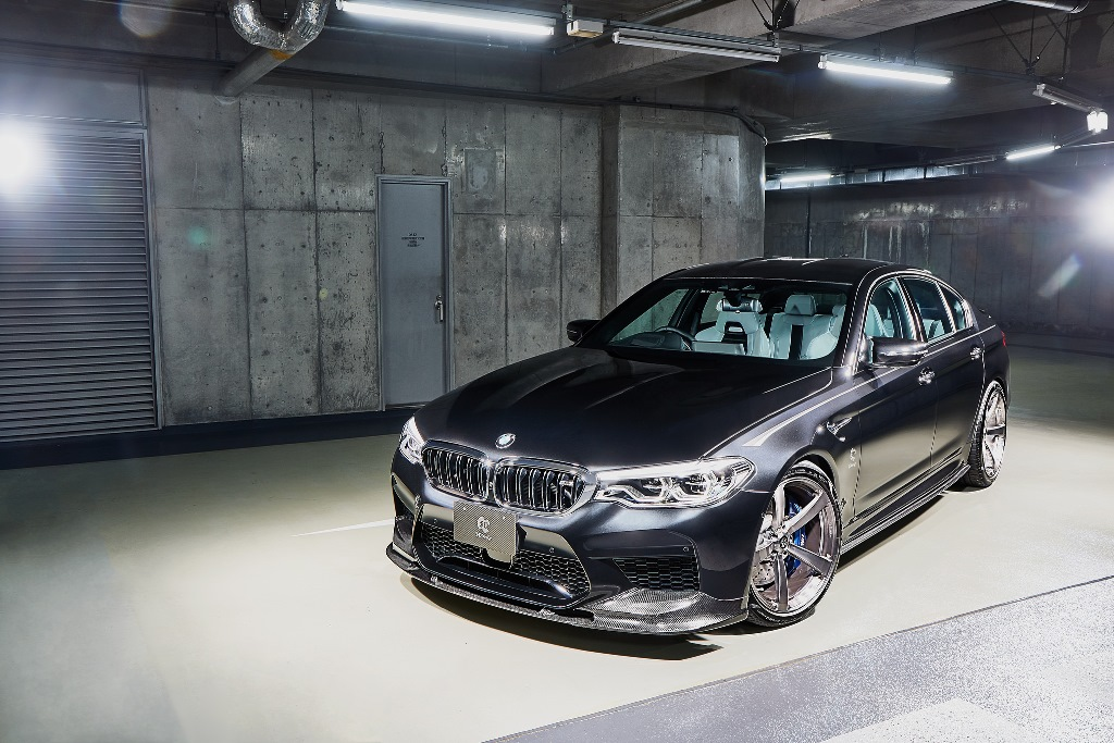 3D Design side skirt BMW F90 M5 and G30/31M-Spor use