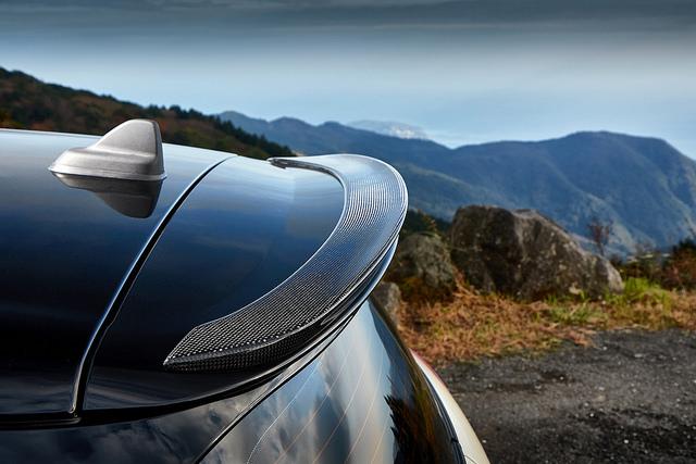 3D Designルーフスポイラー for MINI F56 JCW ルーフスポイラー装着車