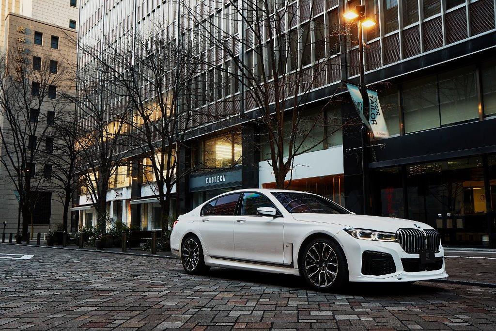 3D Design フロントリップスポイラー for BMW G11/12 M-Sport LCI