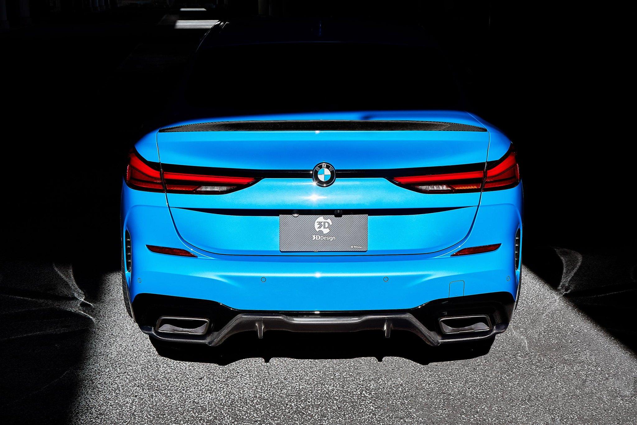【50%OFF】 3D Design カーボンリアディフューザー 2シリーズ BMW カーボンリアディフューザー F44 2シリーズ M235i M235i, 国産輸入車扱/中古車のケーユー:d953c231 --- kventurepartners.sakura.ne.jp