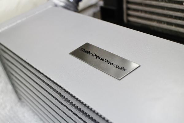 Studie Original InterCooler Kit F20/F30 system