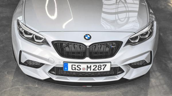 LightWeight BMW F87 M2 Competition Front Lip