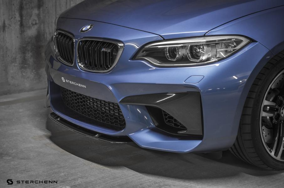STERCKENN フロントカバー for BMW F87/M2