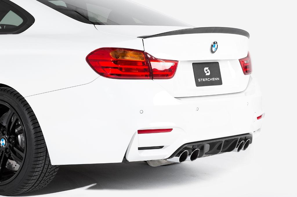 STERCKENN リアスポイラー for BMW F82/M4