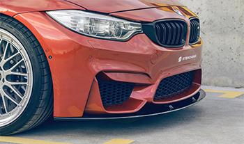 STERCKENN FRPフロントリップ for BMW F80/M3 F82/M4