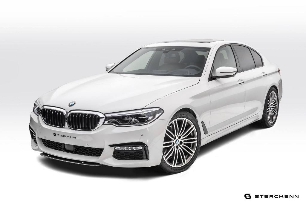STERCKENN フロントカーボンリップ for BMW G30/G31 MSPORT