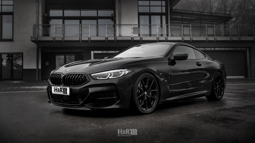 H&R製ローダウンスプリングfor BMW G14 M850i xDrive