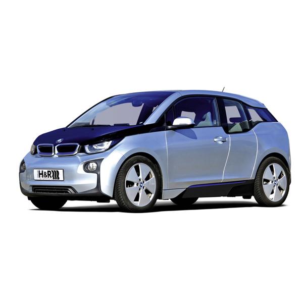 H&R製 ローダウンスプリング for BMW i3 2WD レンジエクステンダー付車