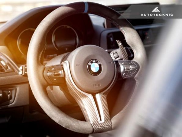 AUTOTECKNIC カーボンパドルシフト グロスドライカーボン BMW F87(M2) F80(M3) F82(M4) F10 M5 LCI F06/F12/F13 M6 F85 X5M F86 X6M F30/F31 M-Spor F32 M-Sport F06/F12/F13 M-Sport