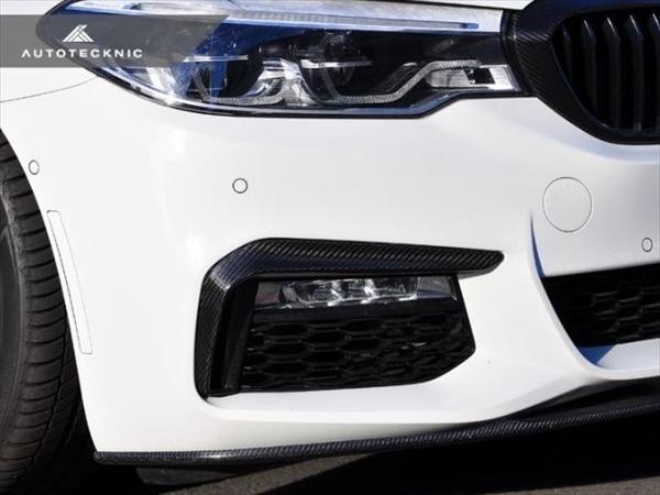 AUTOTECKNIC フロントバンパートリム for BMW G30/G31 M-SPORT